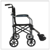 Lightweight Portable Manual Wheelchair with CE Certificate