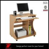 Moderne Abbildungen der hölzernen Computer-Tisch-Modell-Entwurfs-Fotos
