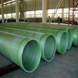Пластмассы усиленной трубы трубы масла FRP/GRP воды стеклотканью