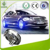 Luz de centro auto de la rueda de coche de los casquillos LED de la decoración 4PCS