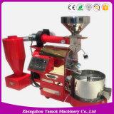 Brûleur de café électrique de plein gaz d'acier inoxydable