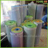 Zaun-Ineinander greifen-Drucken-magische Vinyldrucken-Fahne (JT-Y1)