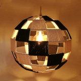 Lámpara pendiente de la mezcla artística del papel del diseño moderno al por mayor