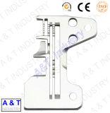 CNC kundenspezifischer Aluminium-/Messing/Stainless-Stahl/Nadel-Platte/nähende maschinell bearbeitenteile