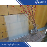 vidro liso da geada do Sandblast de 6mm para o escritório