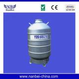 biologischer Transport-flüssiger Stickstoff-Kanister des Gewebe-60L