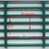 Самое лучшее качество Анти--Взбирается загородка подъема 358 напольного поля ячеистой сети стены провода анти-