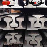 Rail d'acier de lumière de voie de chemin de fer du charbon 2016 de la Chine