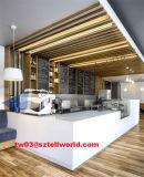 2014 현대 디자인 홈 바 카운터 /Boat 모양 카운터 바