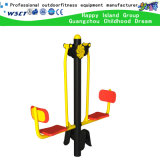 Outdoor Fitness Duplo volta e massagem cintura (A-14206)