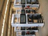 Distributeur d'essence de station de pétrole de pompe de deux gicleurs un avec la DEL