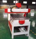 Router de madeira de cinzeladura da porta do CNC Router/1.5kw/2.2kw Akm 6090 mini