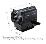 Transmetteur vidéo portatif HD Boardcassting