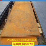 Plaat van het Staal van het Mangaan van Hadfield En1.3401 van X120mn12 de Hoge K700