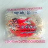 El tipo tallarines secados de la almohadilla fluye embaladora con el Ce certificado