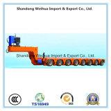 semirimorchio modulare idraulico resistente 100-200t