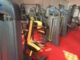 Реклама оборудования гимнастики оборудования пригодности давление ноги 45 градусов