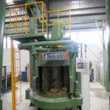 Rouille de machine de grenaillage de Turnable enlevant le matériel de nettoyage