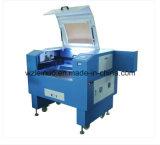 Cortadora del laser de la máquina de grabado del laser del CO2 con arriba y abajo del sistema