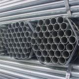 Caliente sumergido alrededor del tubo galvanizado