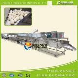 Do nabo vegetal automático do Radish da cenoura da batata da fruta de Sg-1000 linha de produção de secagem de lavagem da limpeza da casca Jicamar