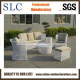 新しい織り方の屋外のソファーの一定の屋外の家具(SC-A7517)