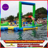 Игрушки парка воды брезента PVC раздувные коммерчески/раздувной парк Aqua