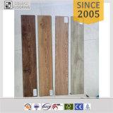 Le PVC durable de blocage de cliquetis couvre de tuiles le plancher de vinyle
