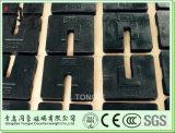 25 kg Elenco pesos de teste de Ferro