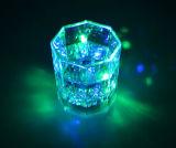 Copos de piscamento do diodo emissor de luz do plástico da fábrica de China