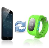 Отслежыватель вахты GPS для малышей с функцией располагать & Sos