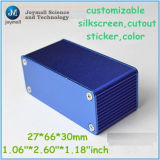 لون زرقاء ألومنيوم [دي كستينغ] صندوق