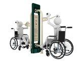 Gymnastik-Park-Unterhaltung arbeitsunfähiges aufbauendes im Freieneignung-Gerät für Handicaped