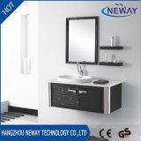 Шкаф ванной комнаты нержавеющей стали высокого качества установленный стеной