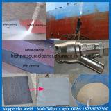 Dinamitador elétrico de alta pressão do jato de água da máquina da limpeza da superfície da casca do navio