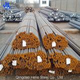 ASTM A36、AISI1020、S20c、JIS S45cのAISI1045炭素鋼の丸棒