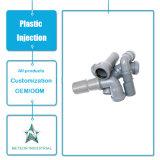 Kundenspezifischer Plastikspritzen-Produkt-industrielle Teil-Plastikrohr-Krümmer