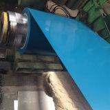 cor PPGI de Ral da espessura de 0.12-1.2mm para a folha da telhadura