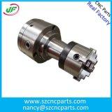 Peças de precisão Polished fazendo à máquina do CNC dos serviços do metal/ferragem
