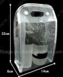 Sac cosmétique en PVC transparent pour cadeau et paquet