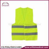 120g 규범 En ISO 20471:2013 응급조치 사려깊은 안전 옷