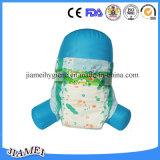 가나 시장 좋은 흡수성을%s 가진 처분할 수 있는 면 아기 기저귀