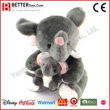 어머니날 박제 동물 장난감 코끼리