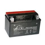 Trockene belastete Leitungskabel-saure Motorrad-Batterie AGM-12V