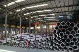 Tubo acanalado del metal flexible del acero inoxidable
