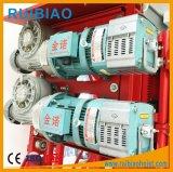 構築の予備品のワームギヤ減力剤の変速機、起重機の速度減力剤