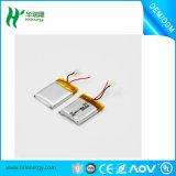 Batterie rechargeable approuvée de polymère de lithium de l'UL 3.7V 250-1000mAh pour l'appareil électronique