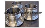 Exakte CNC-maschinell bearbeitenanteile an Edelstahl von der China-Fabrik