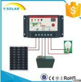 10I-Bl controlador da carga do picovolt da pilha de painel 12V/24V solar de 10A/20A/30A