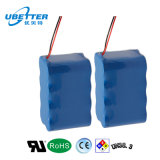 Paquetes de 14,4 10ah Litio Polímero herramientas de baterías